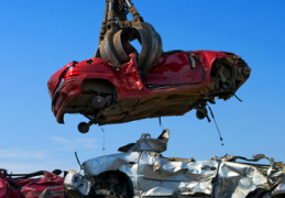 Car Scrap Yard | AusCon Metals - Scrap Metal Dealers