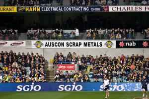 Auscon Metals Support of the West Coast Eagles