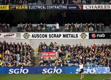 Auscon Continues Support of the West Coast Eagles