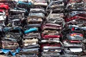 Recycling a car, perth