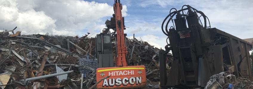 Auscon Metal Scrap Yard
