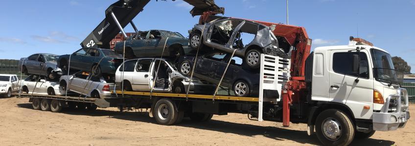 Metals Car scrap