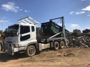 Commercial scrap bin suppliers