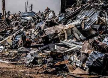 Scrap Metal Recycling For a Greener Mine Site